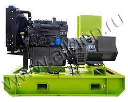 Дизельный генератор MOTOR АД25-Т400-R мощностью 27 кВт
