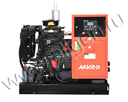 Дизельный генератор MVAE АД-10-400-Р мощностью 11 кВт