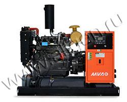 Дизель электростанция MVAE АД-30-400-Р мощностью 41 кВА (33 кВт) на раме
