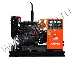 Дизельный генератор MVAE АД-10-230-Р мощностью 9 кВт