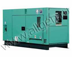 Дизельный генератор Nippon Sharyo NES220EM (172 кВт)