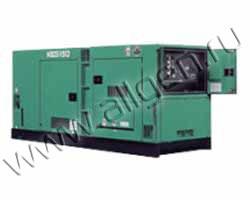 Дизельный генератор Nippon Sharyo NES500EM (396 кВт)