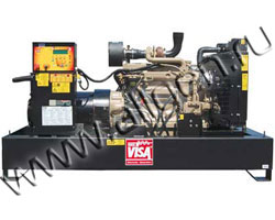 Дизель электростанция Onis Visa JD 400  мощностью 430 кВА (344 кВт) на раме