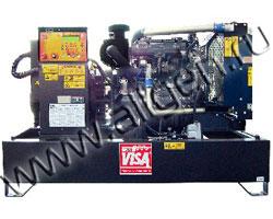 Дизель электростанция Onis Visa P 105  мощностью 110 кВА (88 кВт) на раме