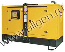 Дизель генератор Onis Visa P 9  мощностью 10 кВА (8 кВт) в шумозащитном кожухе
