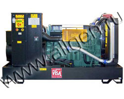 Дизельный генератор Onis Visa V 380 B/GX (414 кВА)