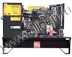 Дизельный генератор Onis Visa Y 21 мощностью 15 кВт