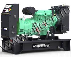 Дизельный генератор PowerLink GMS20PX/S мощностью 18 кВт
