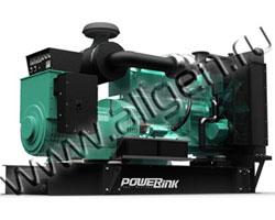 Дизельный генератор PowerLink GMS375C/S (334 кВт)