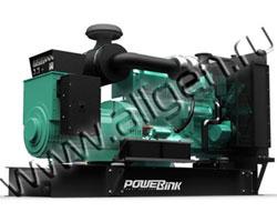 Дизельный генератор PowerLink GMS450C/S (400 кВт)