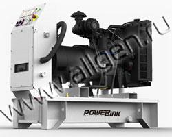 Дизельный генератор PowerLink WPS10/S мощностью 9 кВт