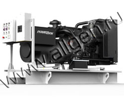 Дизельный генератор PowerLink WPS150/S (134 кВт)