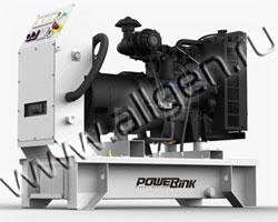 Дизельный генератор PowerLink WPS20/S мощностью 18 кВт