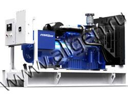 Дизельный генератор PowerLink WPS400/S (355 кВт)