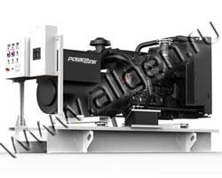 Дизель электростанция PowerLink WPS45/S мощностью 50 кВА (40 кВт) на раме