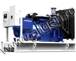 Дизельный генератор PowerLink WPS450/S (400 кВт)