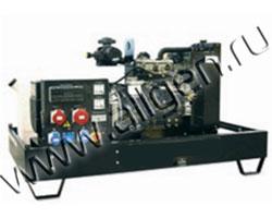 Дизельный генератор Pramac GBW10P на раме