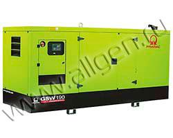 Дизельный генератор Pramac GSW190I (152 кВт)