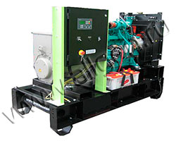 Дизельный генератор Pramac GSW250P (200 кВт)