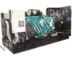 Дизельный генератор Pramac GSW665I (658 кВА)