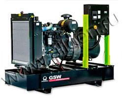 Дизельный генератор Pramac GSW200P (162 кВт)