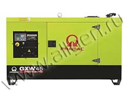 Дизельный генератор Pramac GXW45W (34 кВт)