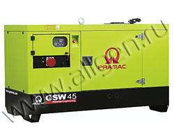 Дизельный генератор Pramac GSW45P (31 кВА)