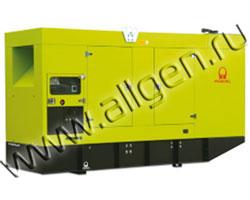 Поставка в Судак генератора Pramac GSW560D