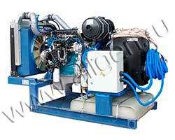 Дизельный генератор ПСМ АД-100 (138 кВА)