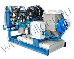 Дизельный генератор ПСМ АД-150 (165 кВт)