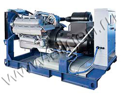 Дизельный генератор ПСМ ADI-160 (220 кВА)