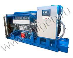 Дизельный генератор ПСМ АД-270 (371 кВА)