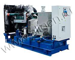 Дизельный генератор ПСМ ADDo-460 (502 кВт)