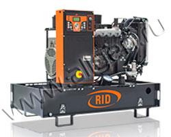 Дизельный генератор RID 13 Y-SERIES мощностью 11 кВт