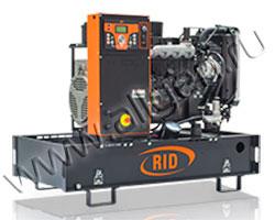 Дизельный генератор RID 17 Y-SERIES мощностью 15 кВт