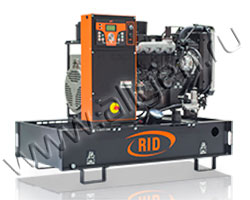 Дизельный генератор RID 20 Y-SERIES мощностью 18 кВт