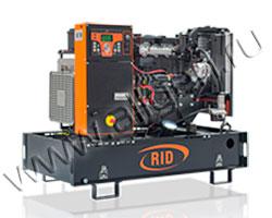 Дизельный генератор RID 30 Y-SERIES мощностью 26 кВт