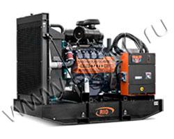 Дизельный генератор RID 550 G-SERIES (484 кВт)