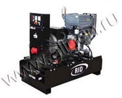 Дизельный генератор RID 14 Deutz мощностью 12 кВт