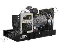 Дизель электростанция RID 380 Deutz мощностью 418 кВА (334 кВт) на раме