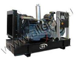 Дизель электростанция RID 100 Deutz мощностью 110 кВА (88 кВт) на раме