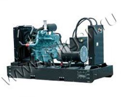 Дизельный генератор RID 200 Doosan (220 кВА)