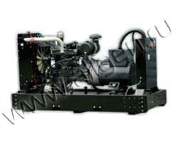 Дизель электростанция RID 130 Iveco мощностью 143 кВА (114 кВт) на раме