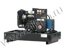 Дизельный генератор RID 8 M на раме