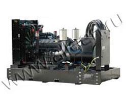 Дизельный генератор RID 600 MTU (656 кВА)