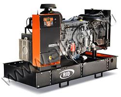 Дизельный генератор RID 170 C-SERIES (150 кВт)