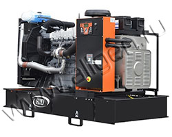 Дизельный генератор RID 600 C-SERIES (660 кВА)