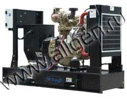 Дизель электростанция Rkraft HHC130 мощностью 142 кВА (114 кВт) на раме