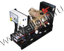 Дизельный генератор Rkraft HHC25 мощностью 22 кВт