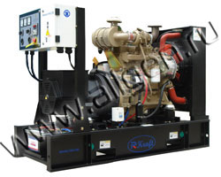 Дизель электростанция Rkraft HHC38 мощностью 41 кВА (33 кВт) на раме
